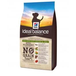 Hill's Ideal Balance Canine Adult Sans Céréales thon et pomme de terre 2 kg - La Compagnie Des Animaux