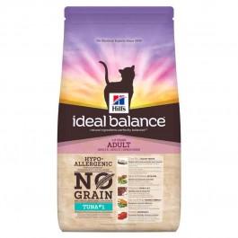 Hill's Ideal Balance Feline Adult Sans Céréales thon et pomme de terre 1,5 kg - La Compagnie Des Animaux