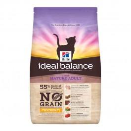 Hill's Ideal Balance Feline Mature Sans Céréales poulet et pomme de terre 1,5 kg - La Compagnie Des Animaux