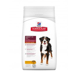 Offre -10 % Hill's Science Plan Canine Adult Large Advanced Fitness au poulet 18 kg - La Compagnie Des Animaux