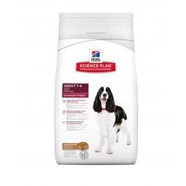 Hill's Science Plan Canine Adult Medium Advanced Fitness agneau 12 kg - La Compagnie Des Animaux