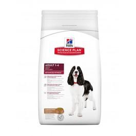 Hill's Science Plan Canine Adult Medium Advanced Fitness agneau 3 kg - La Compagnie Des Animaux