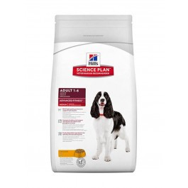 Hill's Science Plan Canine Adult Medium Advanced Fitness poulet 12 kg - La Compagnie Des Animaux