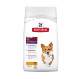 Hill's Science Plan Canine Adult Mini Advanced Fitness au poulet 7 kg - La Compagnie Des Animaux