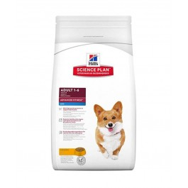 Hill's Science Plan Canine Adult Mini Advanced Fitness au poulet 800 grs - La Compagnie Des Animaux