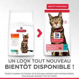 Hill's Science Plan Feline Adult Light Thon 1,5 kg - La Compagnie Des Animaux