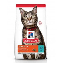 Hill's Science Plan Feline Adult Optimal Care Thon 2 kg - La Compagnie Des Animaux