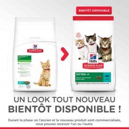 Hill's Science Plan Kitten Healthy Development Thon 2 kg - La Compagnie Des Animaux
