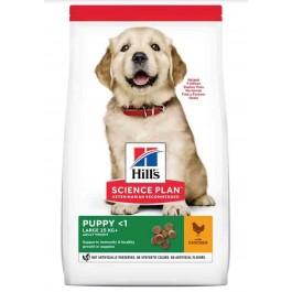 Offre -10 % Hill's Science Plan Puppy Large Healthy Development Poulet 16 kg - La Compagnie Des Animaux