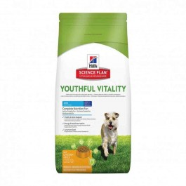 Hill's Science Plan Youthful Vitality Chien Mini adult 7+ poulet 6 kg - La Compagnie Des Animaux