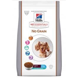 Hill's VetEssentials Canine Adult Small & Mini No Grain Thon & Pommes de terre 7 kg