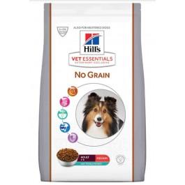 Hill's VetEssentials Canine Canine Adult Medium No Grain Thon & Pommes de terre 2 kg