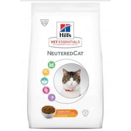 Hill's VetEssentials Neutered Cat Young Adult Poulet 8 kg - La Compagnie Des Animaux