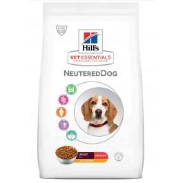 Hill's Science Plan Vetessentials Neutered Dog Adult Medium 10 kg - La Compagnie Des Animaux