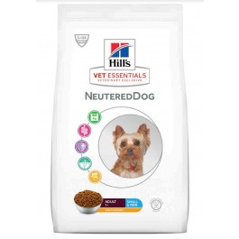 Hill's Science Plan Vetessentials Neutered Dog Adult Mini 1.5 kg - La Compagnie Des Animaux
