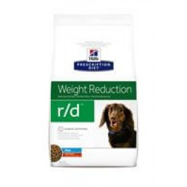 Hill's Prescription Diet Canine R/D MINI au poulet 1.5 kg - La Compagnie Des Animaux