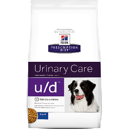 Hill's Prescription Diet Canine U/D 12 kg - La Compagnie Des Animaux