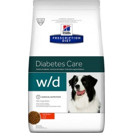 Hill's Prescription Diet Canine W/D au poulet 1.5 kg - La Compagnie Des Animaux