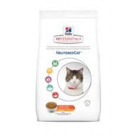 Hill's VetEssentials Neutered Cat Young Adult Poulet 8 kg - La Compagnie Des Animaux