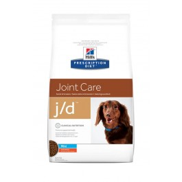 Hill's Prescription Diet Canine J/D MINI 2 kg - La Compagnie Des Animaux