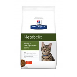 Hill's Prescription Diet Feline Metabolic 4 kg - La Compagnie Des Animaux
