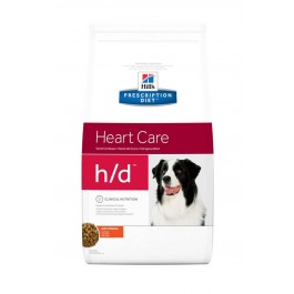Hill's Prescription Diet Canine H/D 5 kg - La Compagnie Des Animaux