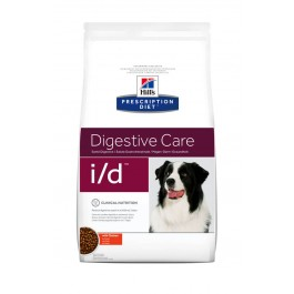 Hill's Prescription Diet Canine I/D 2 kg - La Compagnie Des Animaux