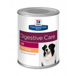 Hill's Prescription Diet Canine I/D Dinde 12 x 360 grs - La Compagnie Des Animaux