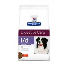 Hill's Prescription Diet Canine I/D Low Fat 6 kg - La Compagnie Des Animaux