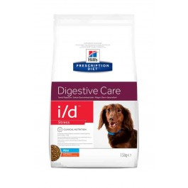 Hill's Prescription Diet Canine I/D Stress Mini 1.5 kg - La Compagnie Des Animaux