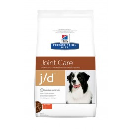 Hill's Prescription Diet Canine J/D 2 kg - La Compagnie Des Animaux