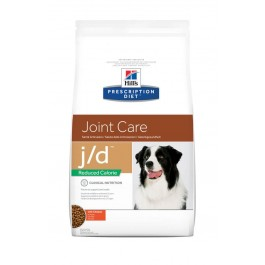 Hill's Prescription Diet Canine J/D Reduced Calorie 4 kg - La Compagnie Des Animaux