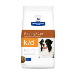 Hill's Prescription Diet Canine K/D 2 kg - La Compagnie Des Animaux