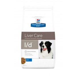 Hill's Prescription Diet Canine L/D 2 kg - La Compagnie Des Animaux