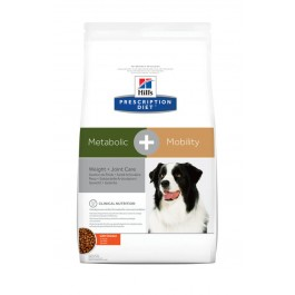 Hill's Prescription Diet Canine Metabolic + Mobility 4 kg - La Compagnie Des Animaux