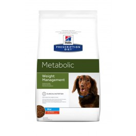 Hill's Prescription Diet Canine Metabolic Mini 1.5 kg - La Compagnie Des Animaux