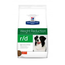 Hill's Prescription Diet Canine R/D au poulet 12 kg - La Compagnie Des Animaux