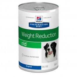 Hill's Prescription Diet Canine R/D au poulet 12 x 350 grs - La Compagnie Des Animaux