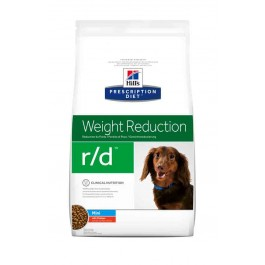 Hill's Prescription Diet Canine R/D MINI au poulet 6 kg - La Compagnie Des Animaux