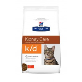 Hill's Prescription Diet Feline K/D 1.5 kg - La Compagnie Des Animaux