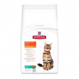 Hill's Science Plan Feline Adult Optimal Care Thon 2 kg - La Compagnie Des Animaux
