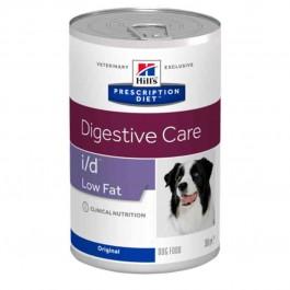 Hill's Prescription Diet Canine I/D Low Fat 12x360 grs - La Compagnie Des Animaux