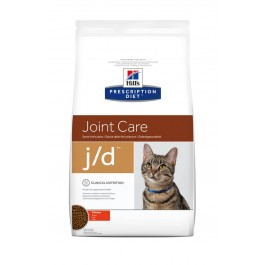 Hill's Prescription Diet Feline J/D 2 kg - La Compagnie Des Animaux