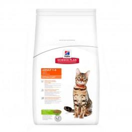 Hill's Science Plan Feline Adult Optimal Care Lapin 2 kg - La Compagnie Des Animaux