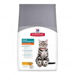 Hill's Science Plan Feline Adult Chat d'interieur Poulet 1,5 kg - La Compagnie Des Animaux