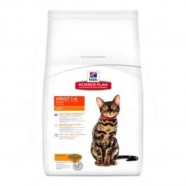 Hill's Science Plan Feline Adult Light Poulet 5 kg - La Compagnie Des Animaux