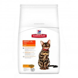 Hill's Science Plan Feline Adult Light Poulet 10 kg - La Compagnie Des Animaux