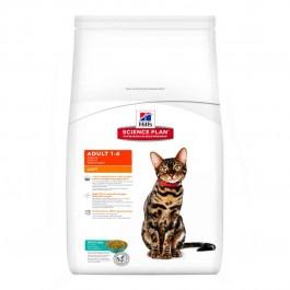 Hill's Science Plan Feline Adult Light Thon 5 kg - La Compagnie Des Animaux