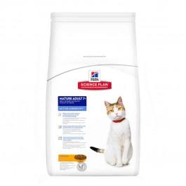 Hill's Science Plan Feline Mature Adult Active Longevity Poulet 2 kg - La Compagnie Des Animaux