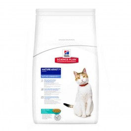 Hill's Science Plan Feline Mature Adult Active Longevity Thon 2 kg - La Compagnie Des Animaux